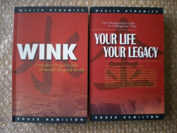 Wink AND Your Life Your Legacy