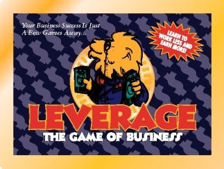 Leverage, the Game of Business